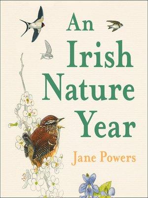 cover image of An Irish Nature Year