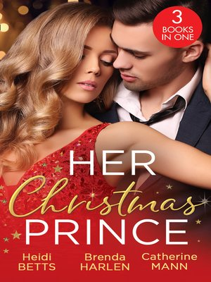 cover image of Her Christmas Prince