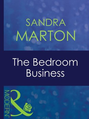 cover image of The Bedroom Business