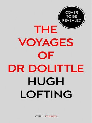 cover image of The Voyages of Dr Dolittle