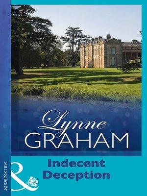 cover image of Indecent Deception