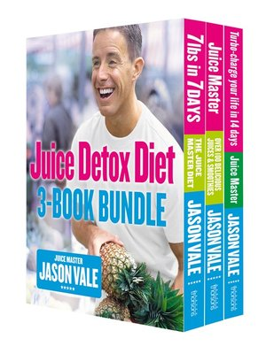 cover image of The Juice Detox Diet 3-Book Collection