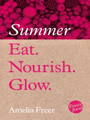cover image of Eat. Nourish. Glow – Summer