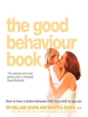 cover image of The Good Behaviour Book