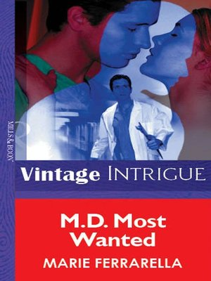 cover image of M.D. Most Wanted