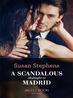 cover image of A Scandalous Midnight In Madrid