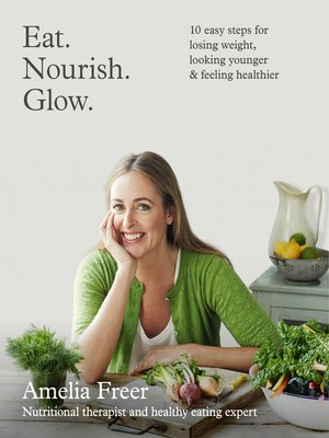 cover image of Eat. Nourish. Glow.