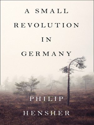 cover image of A Small Revolution in Germany