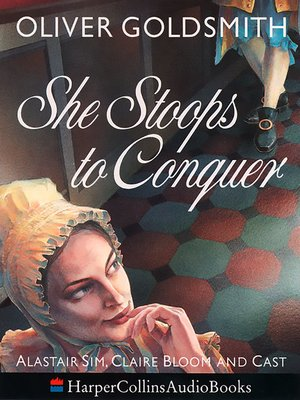 she stoops to conquer anti sentimental comedy Below is an essay on she stoops to conquer from anti essays, your source for research papers, essays, and term paper examples  stage the comedy she stoops to.