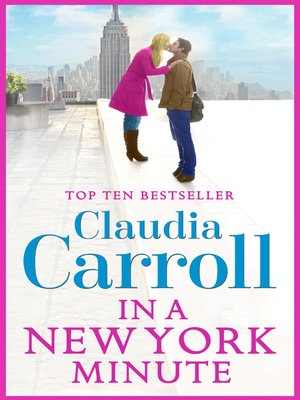 cover image of In a New York Minute