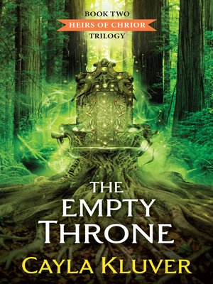 cover image of The Empty Throne