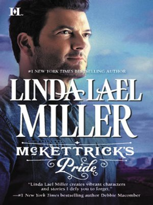 cover image of McKettrick's Pride