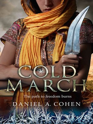 cover image of Coldmarch