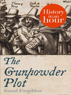 cover image of The Gunpowder Plot