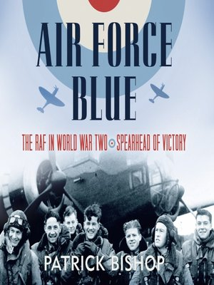 cover image of Air Force Blue