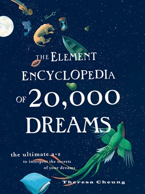 cover image of The Element Encyclopedia of 20,000 Dreams