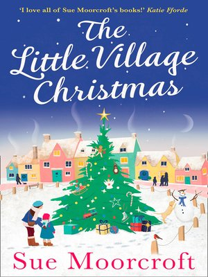 cover image of The Little Village Christmas