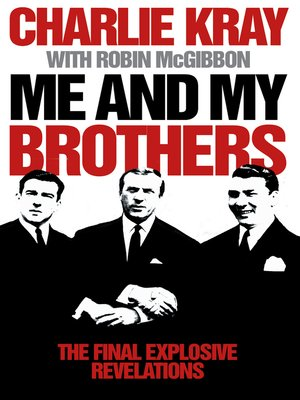 cover image of Me and My Brothers