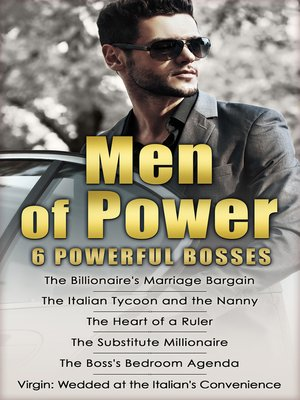cover image of Men of Power