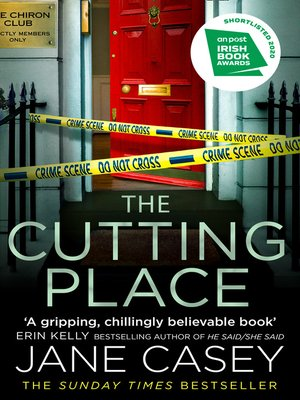 cover image of The Cutting Place