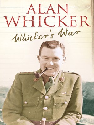 cover image of Whicker's War