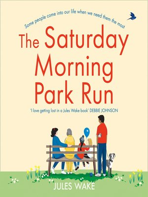 cover image of The Saturday Morning Park Run