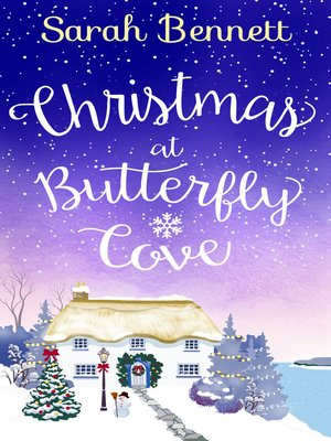 cover image of Christmas at Butterfly Cove