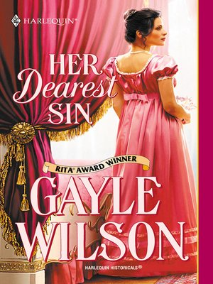 cover image of Her Dearest Sin