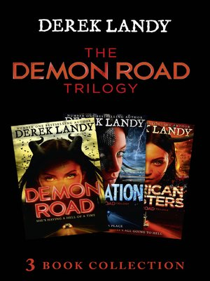 Demon Road Ebook