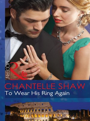 cover image of To Wear His Ring Again