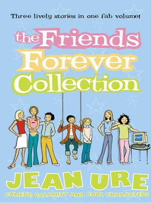 cover image of The Friends Forever Collection