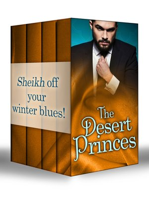 cover image of The Desert Princes