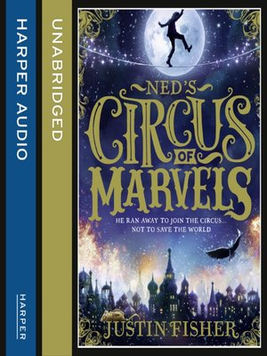 cover image of Ned's Circus of Marvels