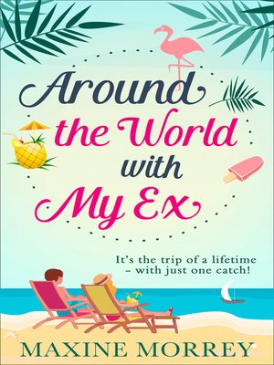 cover image of Around the World with My Ex