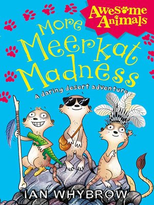 cover image of More Meerkat Madness