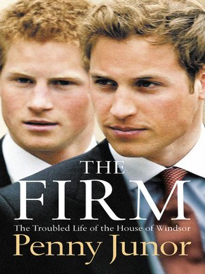 cover image of The Firm