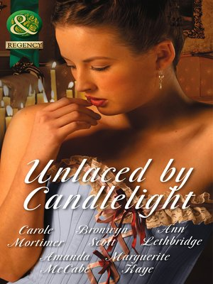 cover image of Unlaced by Candlelight