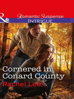 cover image of Cornered In Conard County