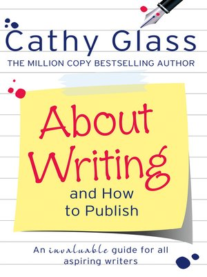 cover image of About Writing and How to Publish