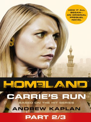cover image of Carrie's Run, Part 2 of 3