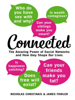 cover image of Connected