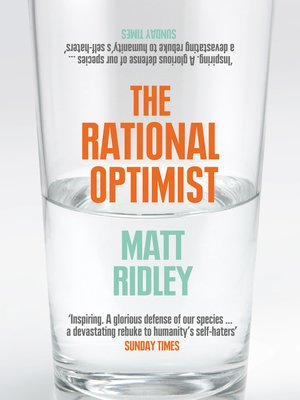 cover image of The Rational Optimist