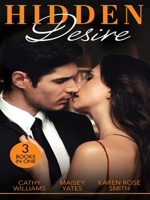 cover image of Hidden Desire