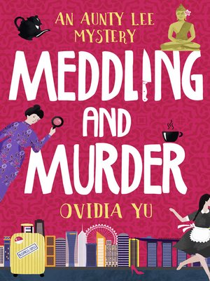cover image of Meddling and Murder