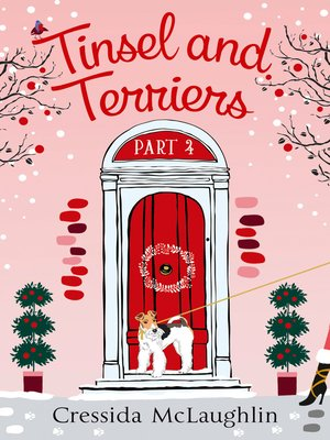 cover image of Tinsel and Terriers, A Novella