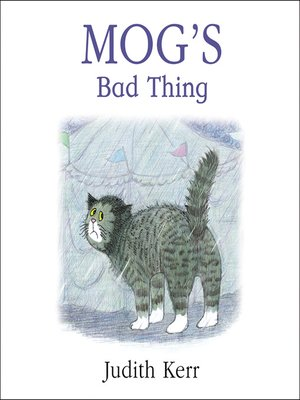 cover image of Mog's Bad Thing