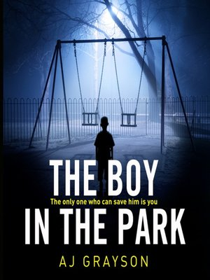 cover image of The Boy in the Park