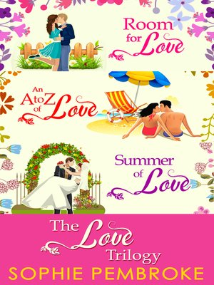 cover image of The Love Trilogy