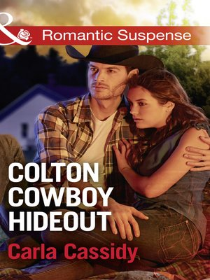 cover image of Colton Cowboy Hideout