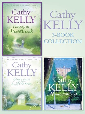 cover image of Cathy Kelly 3-Book Collection 1